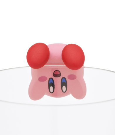 Gashapon Putitto Kirby Conjunto de 6 units