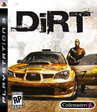 DiRT for PS3 US
