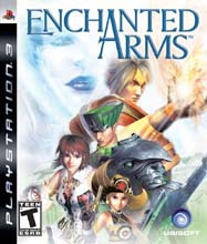 Enchanted Arms for PS3 US