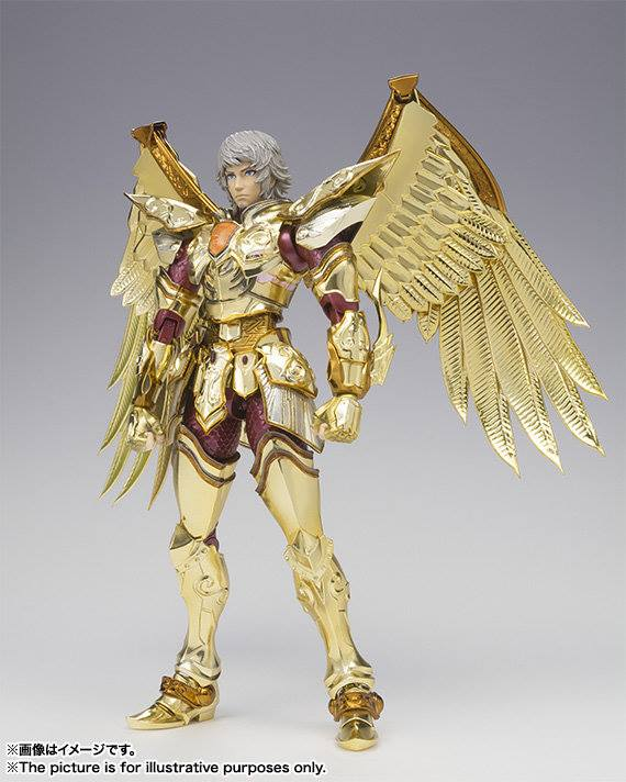 Saint Seiya Aiolos LEGEND of SANCTUARY Aioros de Sagitario