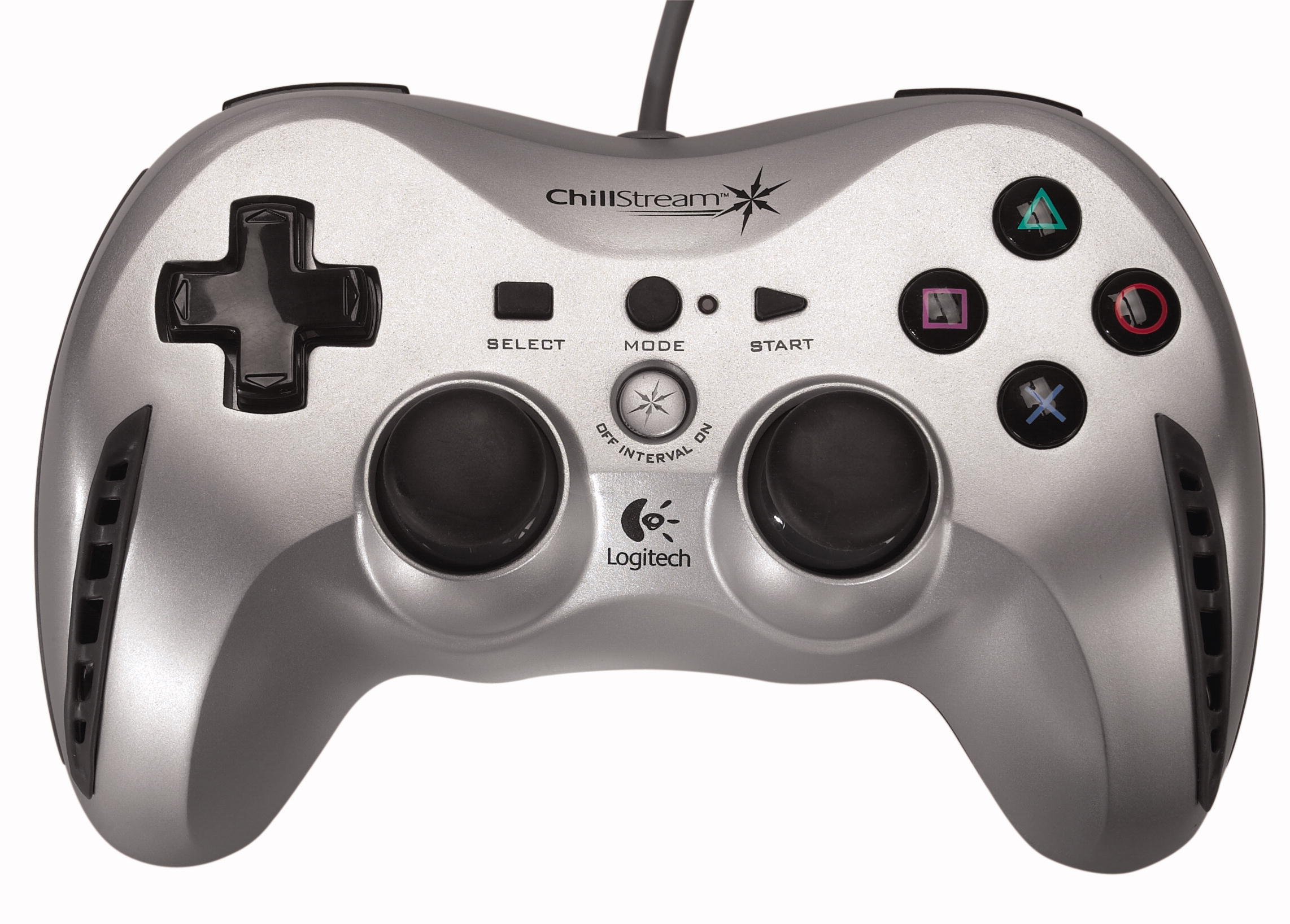 Game Controller ChillStream (Silver) for PS3