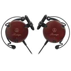 Audio-Technica ATH-EW9 Sovereign Wood Headphones