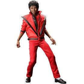 Hot Toys' Michael Jackson (Thriller) - Figure 1/6 Scale