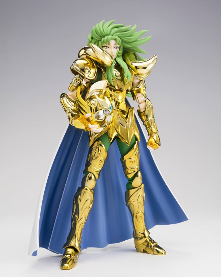 Saint Seiya Cloth Myth Aries Shion EX