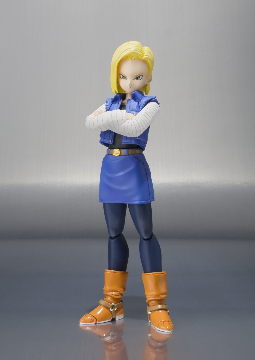 S.H. Figuarts Android 18 Dragon Ball Z