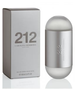 Carolina Herrera 212 Feminino 30ml