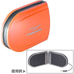 Audio-Technica AT-SP21 Compact Speaker Orange