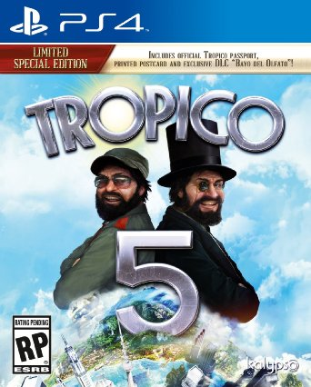 PS4 Tropico 5 (PlayStation 4)