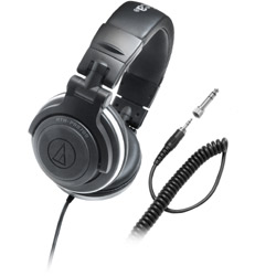 Audio-Technica ATH-PRO700BK Limited Edition Monitor Headphones