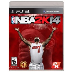 NBA 2K14 for PS3 US