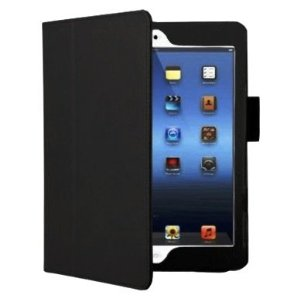 Case High Quality Slim leather case for iPad mini
