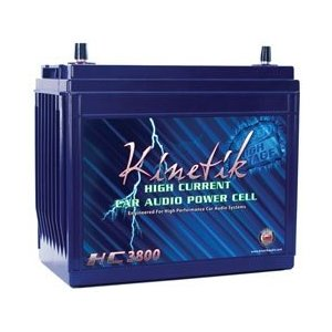 Kinetik Hc3800 Power Cell Car Audio High Current Battery