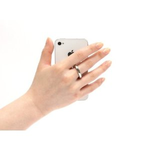 Bunker Ring 2 Black for iPad iPhone 5/4/3