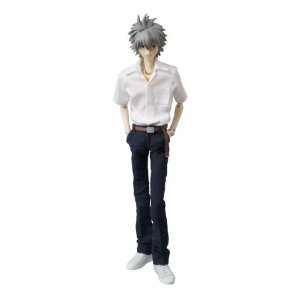 Action Figure: Nagisa Kaworu (School Uniform Ver.)