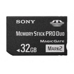 Sony 32 GB Memory Stick PRO Duo