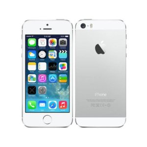 Apple iPhone 5s 16GB Prata Desbloqueado