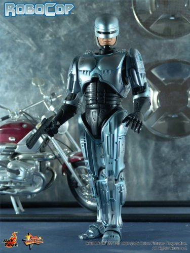 Hot Toys Master Movie Robocop 1/6