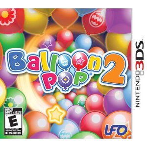 3DS - Balloon Pop 2 US