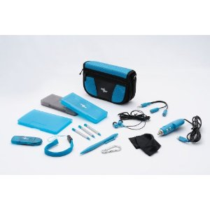 3DS Starter Kit - Aqua Blue