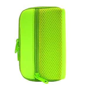 3D Mesh Cover for Nintendo 3DS - Green