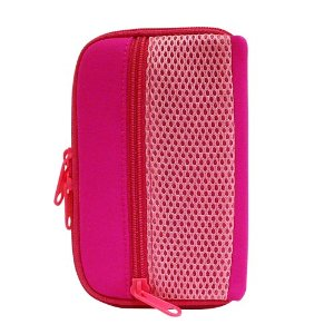 3D Mesh Cover for Nintendo 3DS - Pink