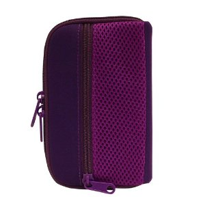 3D Mesh Cover for Nintendo 3DS - Purple