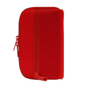 3D Mesh Cover for Nintendo 3DS - Red