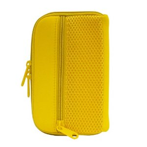 3D Mesh Cover for Nintendo 3DS - Yellow