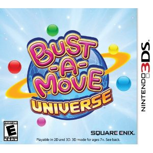 3DS - Bust-a-Move Universe US