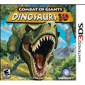 3DS - Combat of Giants Dinosaurs 3D US