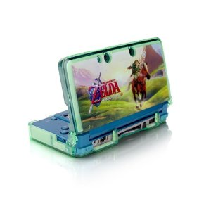 Case Zelda Armor for 3DS - Green