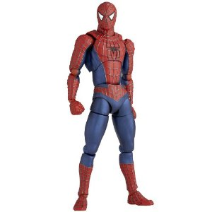 Action Figure Revoltech SERIES No.039 Spider Man