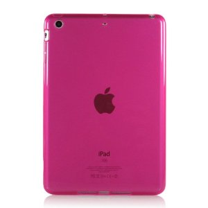 Case Cristal para iPad Mini - Pink