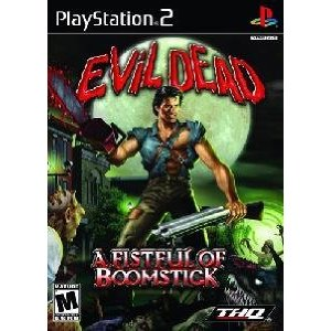 Evil Dead: A Fistful of Boomstick - PS2 US