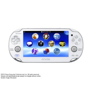 PSVita PlayStation Vita WiFi - Crystal White