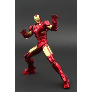 Active Gear Collection 1/9 Iron Man Mk4