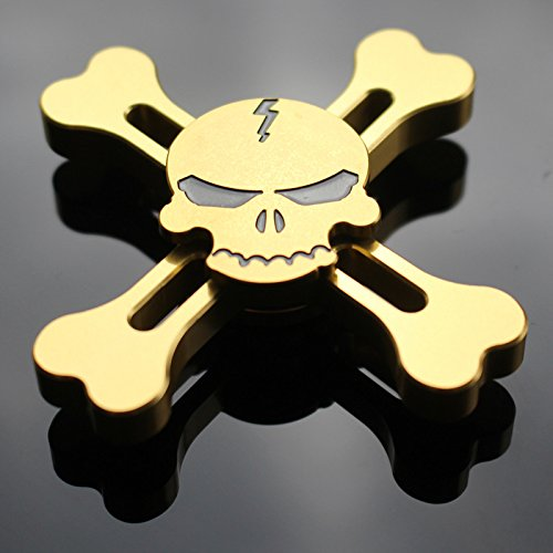 Pirate Toy Fidget Hand Spinner Anti Stress Ansiedade TDAH