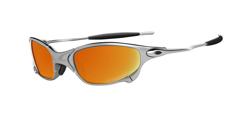 Oakley Juliet® Polished Fire Iridium