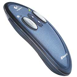 Logitech® BM-1000 Cordless Presenter Bluetooth