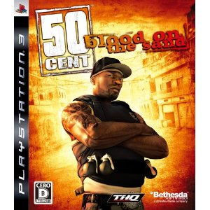 50 Cent: Blood on the Sand for PS3 JPN (Semi-Novo)