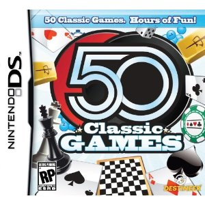 DS - 50 Classic Games US