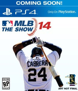 PS4 MLB 14 The Show (PlayStation 4)
