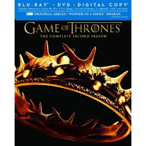 Game of Thrones The Complete Season 2 [Blu-ray] (2012) Portugues