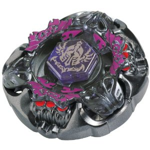 Beyblades Metal Fusion BB-80 Gravity Perseus