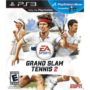 Grand Slam Tennis 2 for PS3 US
