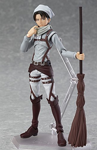 Attack on Titan: Levi Figma WF2014 Cleaning ver.