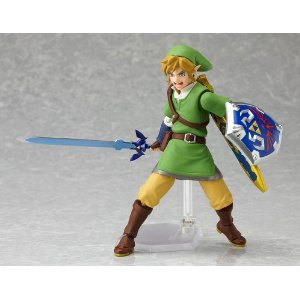Figma The Legend of Zelda: Link Ward Sky Sword