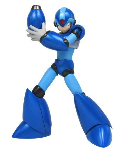 "Bandai Tamashii Nations ""Mega Man X"" D-Arts Action Figure"