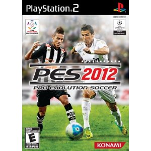 Pro Evolution Soccer 2012 - PS2 US