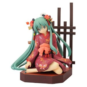 Action Figure Original Collection Dreaming Birds Hatsune Miku